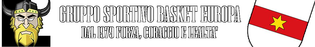 Basket Europa – Bolzano Trentino AltoAdige Logo